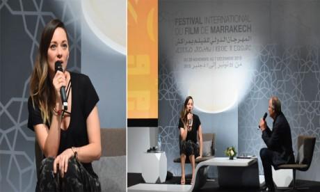 Marion Cotillard raconte sa relation avec ses personnages