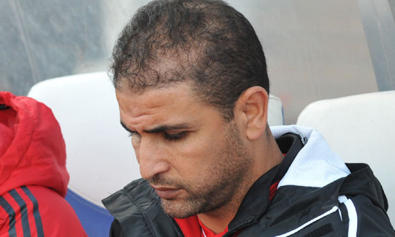 RCAZ, Youssef Fertout prend la porte