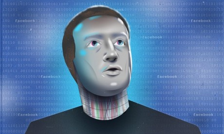 Zuckerbot : un robot qui répond comme Mark Zuckerberg