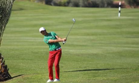 Les golfeurs marocains prennent l'avantage à l'issue du premier tour