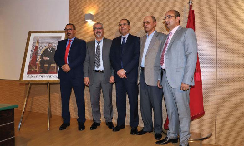 Signature de deux protocoles d'entente entre la Direction générale des collectivités locales et les syndicats les plus représentatifs.
