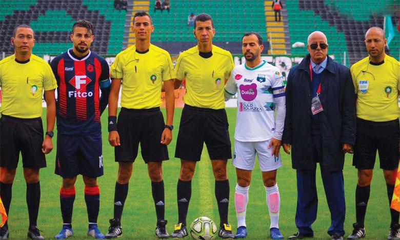 L'OCS fustige l'arbitrage de Abderrahim  El Yaâcoubi face au CAY Berrechid