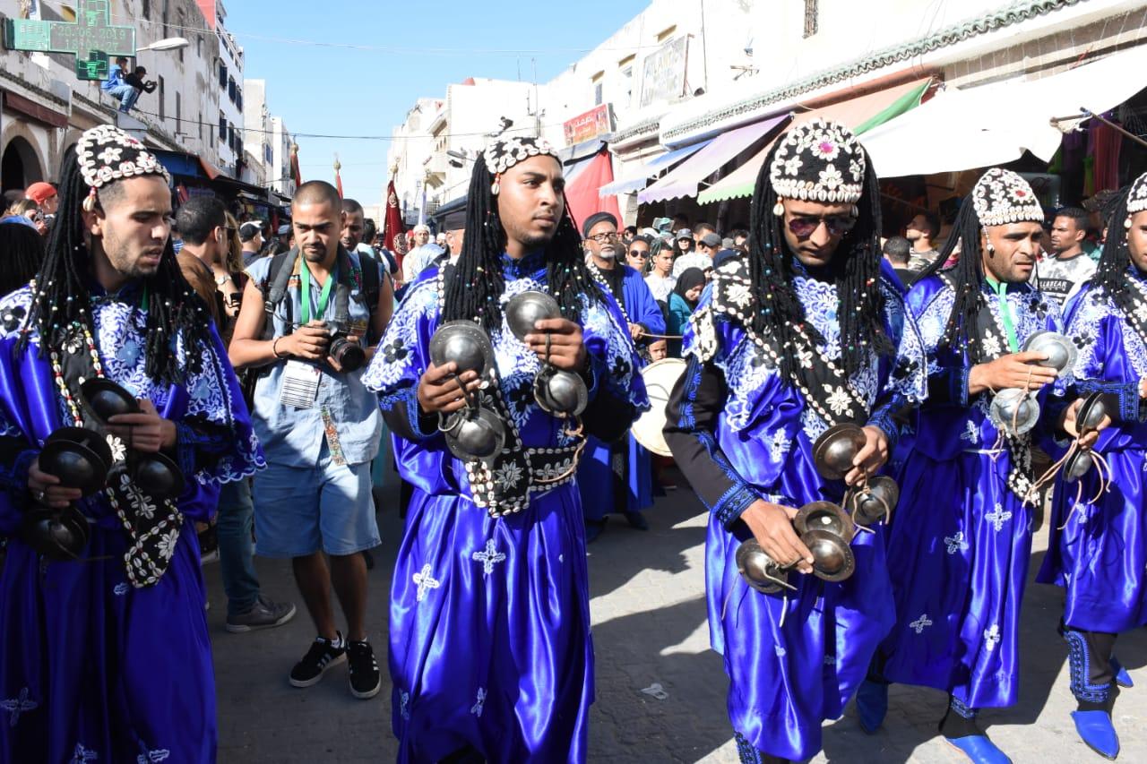 Les Gnaoua dans la liste du patrimoine immatériel de l'UNESCO