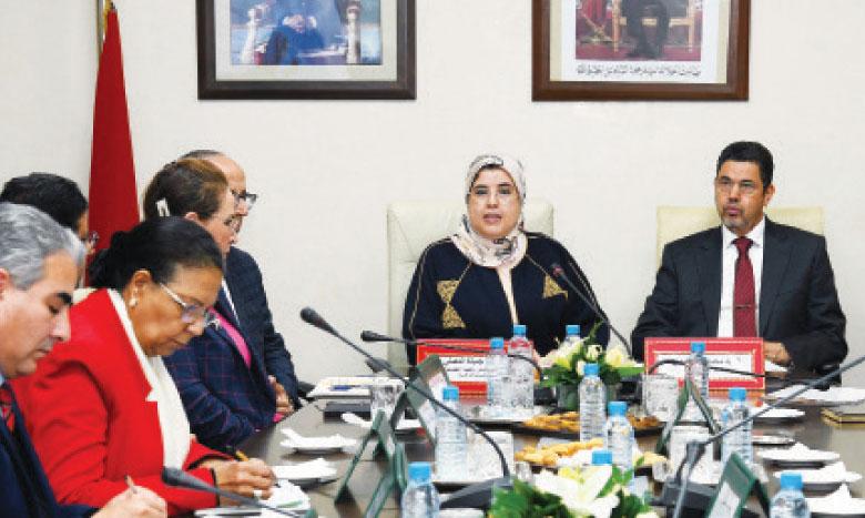 Lancement du Plan d'action national pour la lutte contre l'exploitation des enfants à des fins de mendicité