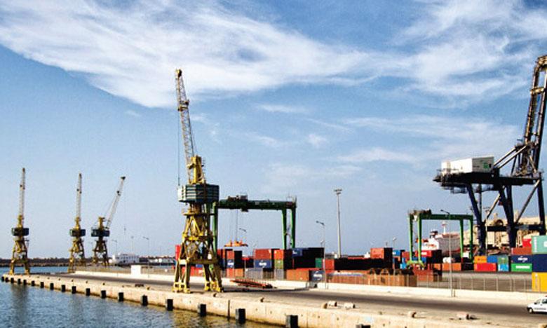 Les ports de la région de Casablanca-Settat concentrent une bonne partie du trafic national.