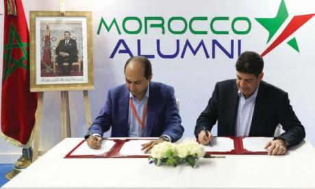 Masen signe un partenariat avec Morocco Alumni