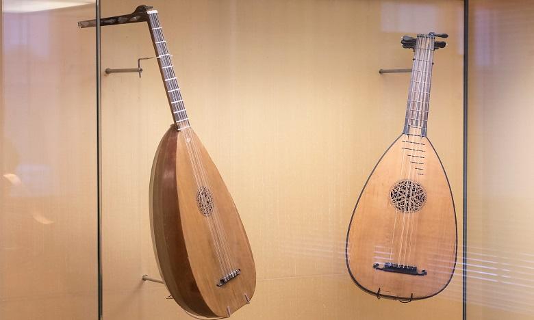 La diversité des traditions musicales au Maroc est exposée dans plusieurs salles. Ph. Shutterstock