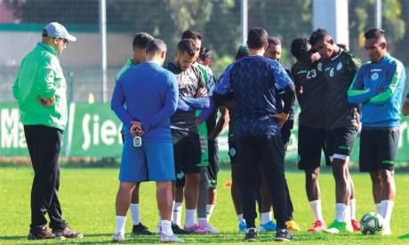 Le Raja s'est envolé mercredi pour Kinshasa, sans 5 joueurs