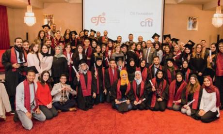 EFE et la Fondation Citi renforcent leur partenariat
