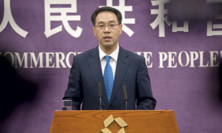 Chinois et Américains «restent en contact»