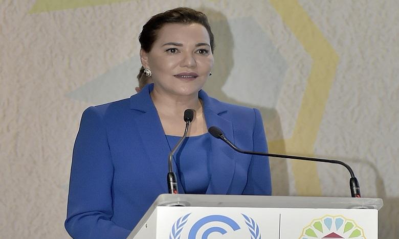 S.A.R. la Princesse Lalla Hasnaa préside la cérémonie du 30ème anniversaire de l'Association Al-Ihssane