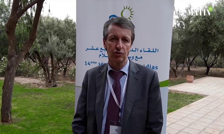 Jean Pascal Darriet, DG de Lydec, élu président de la CFCIM