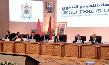 Chakib Benmoussa : «Les membres de la Commission doivent faire montre d'audace dans leurs propositions, en totale harmonie avec les principes fondateurs de la Constitution»