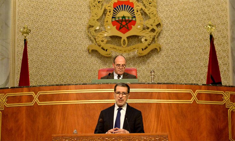 Le Chef du gouvernement met en avant les avancées réalisées dans le renforcement de l'édifice institutionnel des droits de l'Homme