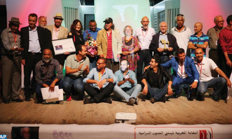 Coup d'envoi du Festival international  du théâtre professionnel