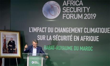 La 4e édition de l'Africa Security Forum se penche sur l'impact du changement climatique sur la sécurité en Afrique