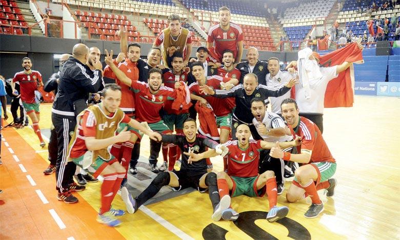 CAN-Futsal 2020 : le Maroc logé au groupe A