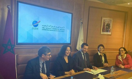 La CGEM adhère à la charte de l'Association Jossour Forum des femmes marocaines