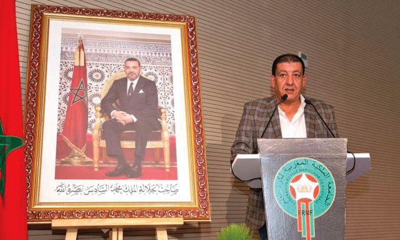 Taha Mansouri élu président