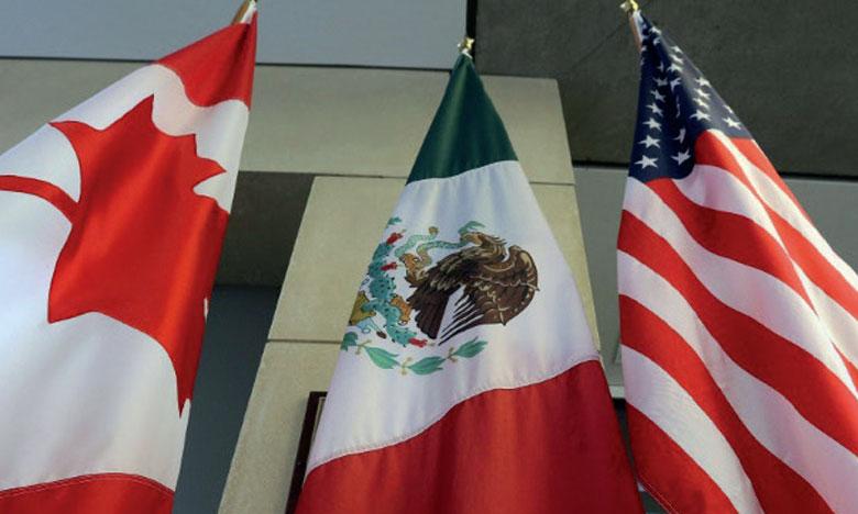 Ottawa et Mexico saluent un traité  «progressiste»