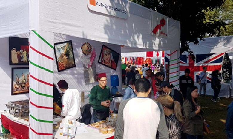 La culture marocaine s'invite à New Delhi