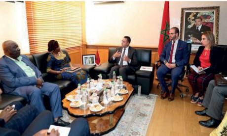 Le Maroc décidé à partager son expérience en matière de formation professionnelle avec l'Afrique