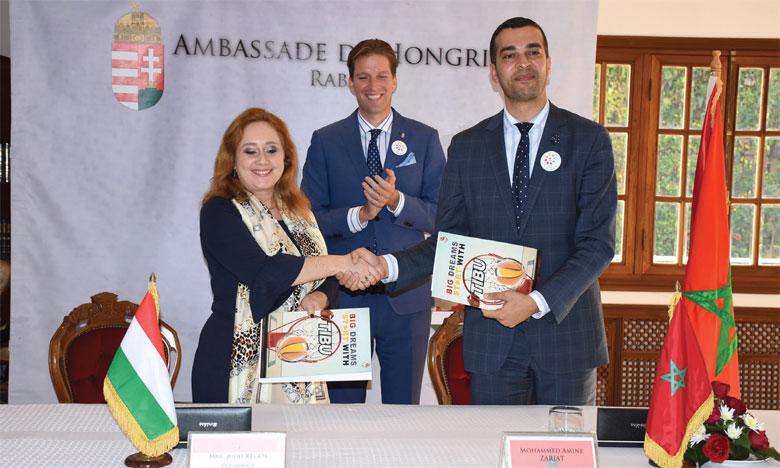 Tibu Maroc et la Fondation Parents' House s'associent