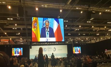 Aziz Rebbah : « Le Maroc a pris ses engagements, nous attendons des pays développés de faire de même »