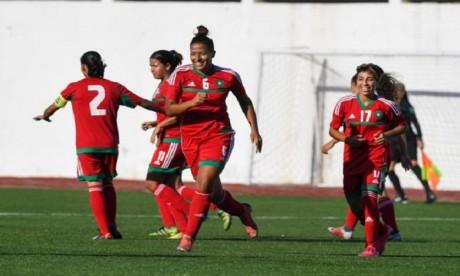 Foot féminin: le Maroc participe au tournoi de l'UNAF