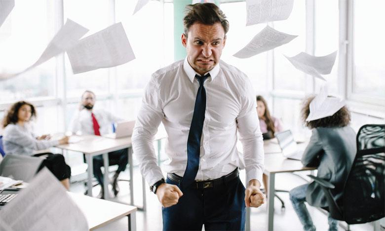Un collaborateur qui n'aime pas son travail est libre de démissionner et de mettre fin à son contrat, mais il existe bel et bien d'autres options. Ph. Shutterstock