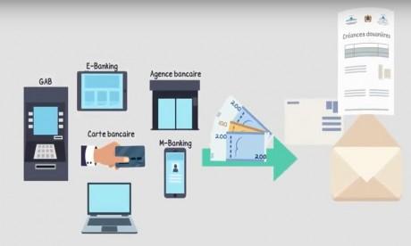 L'ADII lance une vidéo didactique sur l'e-paiement des créances douanières