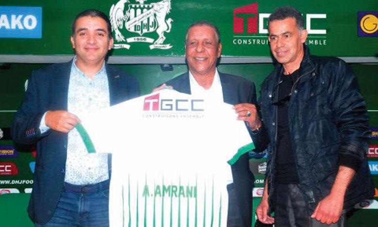 Abdelkader Amrani succède  à Badou Ezaki