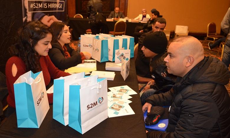 Forum d'emploi Handicap Maroc: une 5e édition couronnée de succès
