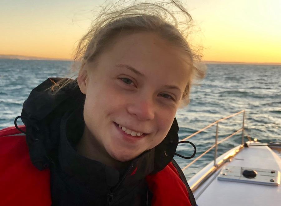 Greta Thunberg se rend à la COP 25 en «green »