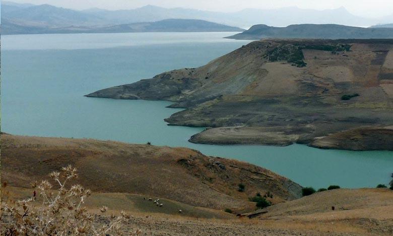 Le barrage Al Wahda a atteint un taux de remplissage de 51,1 %, contre 59,7% à la même date de l'année dernière. Ph : DR