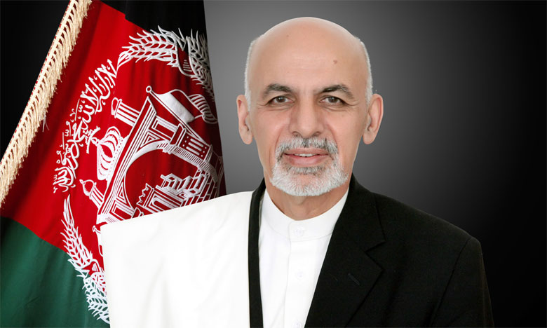 Ashraf Ghani remporte l'élection présidentielle
