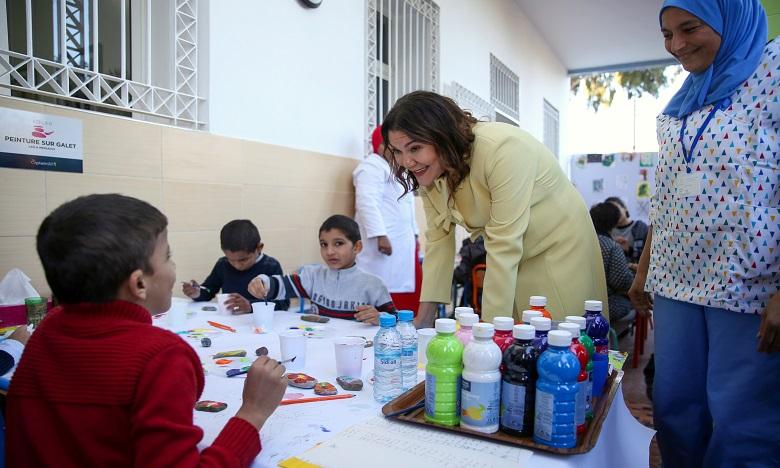 S.A.R. la Princesse Lalla Hasnaa préside  à Casablanca la cérémonie du 30e anniversaire  de l'Association Al-Ihssane