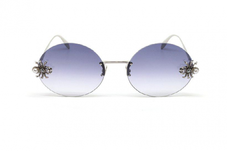 Lunettes : La nouvelle collection de Alexander McQueen chez Krys Casablanca