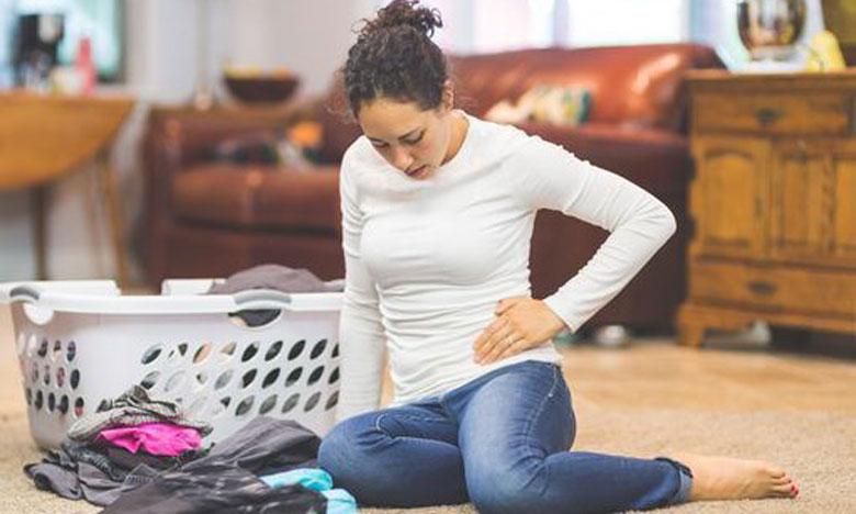 «Les femmes qui restent debout plusieurs heures ou qui portent des charges lourdes sont prédisposées à faire un prolapsus»