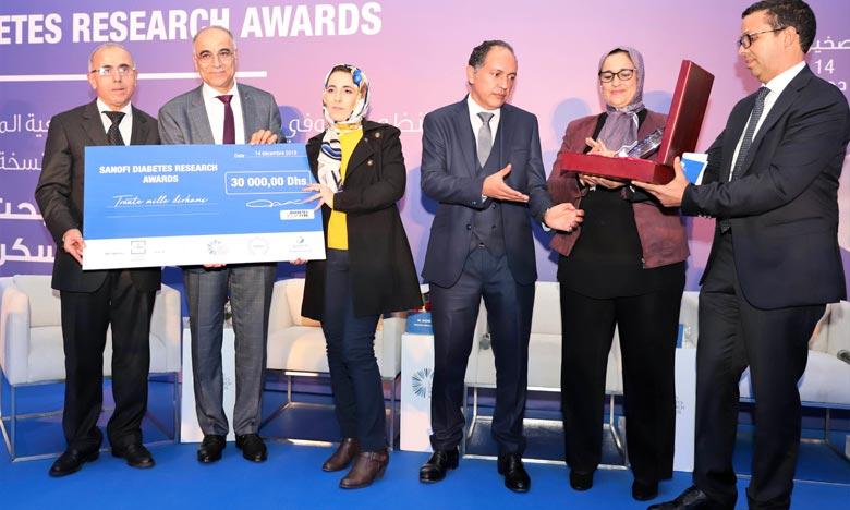 Prix Sanofi de recherche en diabète : Deux médecins marocains récompensés à Skhirat