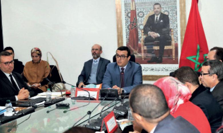 Mohamed Amkraz plaide pour la promotion de l'auto-emploi