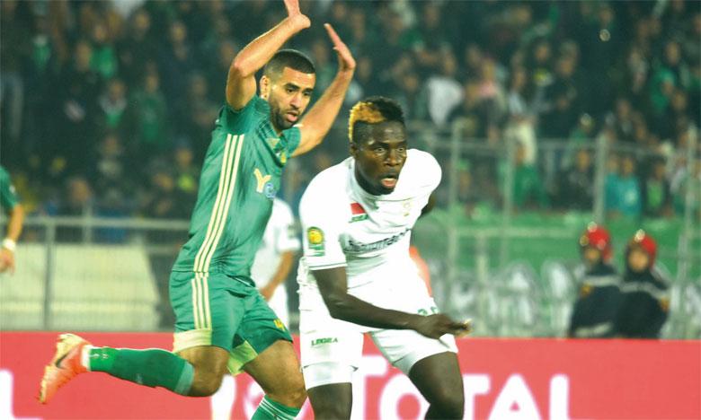 Le Raja domine la JS Kabylie et s'empare seul de la deuxième place