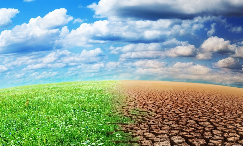 Agriculture Résiliente aux Changements Climatiques. Ph: DR
