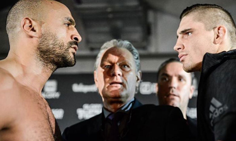 Badr Hari rate sa revanche — Kickboxing