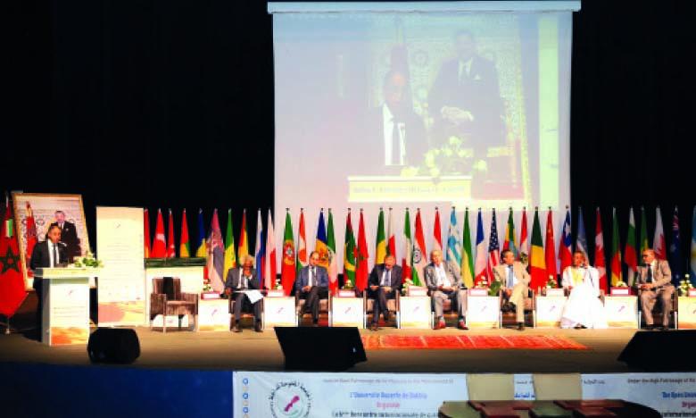 Un message d'espoir pour une Afrique solidaire  et prospère