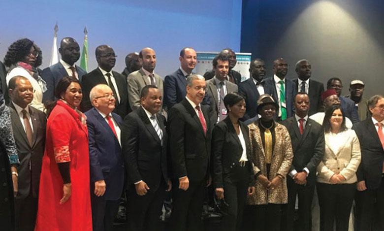 À Madrid, où a lieu la COP 25 jusqu'au 13 décembre, une rencontre a été consacrée au Fonds bleu du Bassin du Congo. Avec celle du Sahel et des États insulaires, la Commission du Basin du Congo a été mise sur pied lors du Sommet des Chefs d'État africains, en marge de la COP 22 en novembre 2016. Ph. DR