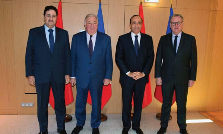La France et le Maroc, des partenaires stratégiques  de premier plan