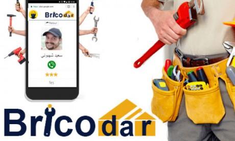 La plateforme Bricodar investit le marché