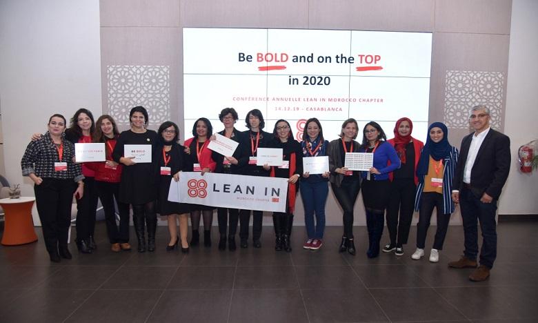 Franc succès de la première conférence Lean In Morocco Chapter à Casablanca