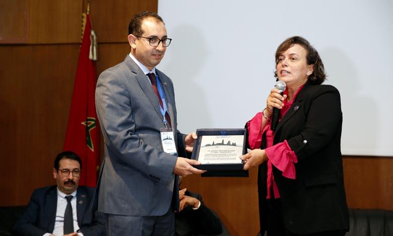 «Pour la CGEM, la santé au travail constitue une exigence éthique fondamentale», a souligné, Jalal Charaf, directeur général délégué. Ph : MAP